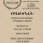 menu' festa autunno