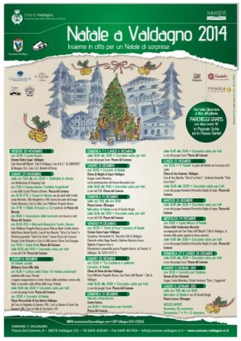 Natale a Valdagno